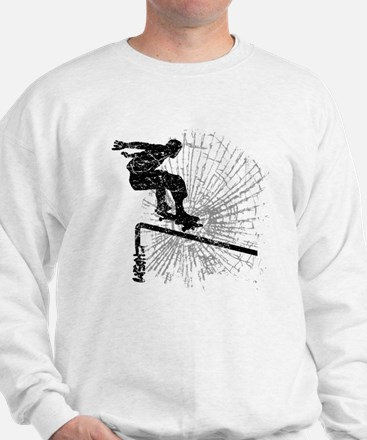 Skateboard Rail Sweatshirt