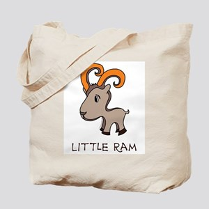 Little Ram Tote Bag