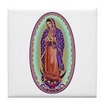 2 Lady of Guadalupe Tile Coaster