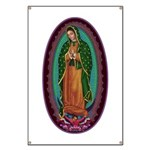 3 Lady of Guadalupe Banner