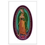 3 Lady of Guadalupe Large Poster