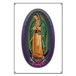 4 Lady of Guadalupe Banner