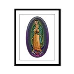 4 Lady of Guadalupe Framed Panel Print