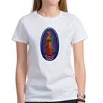 5 Lady of Guadalupe Women's T-Shirt
