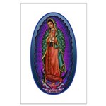 5 Lady of Guadalupe Large Poster