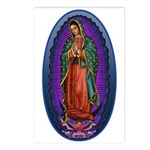 5 Lady of Guadalupe Postcards (Package of 8)