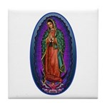 5 Lady of Guadalupe Tile Coaster