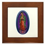 5 Lady of Guadalupe Framed Tile