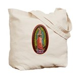 6 Lady of Guadalupe Tote Bag