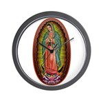 6 Lady of Guadalupe Wall Clock