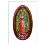 6 Lady of Guadalupe Large Poster