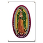 7 Lady of Guadalupe Banner