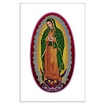 7 Lady of Guadalupe Large Poster