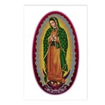 7 Lady of Guadalupe Postcards (Package of 8)