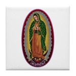 7 Lady of Guadalupe Tile Coaster