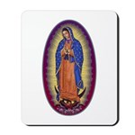 8 Lady of Guadalupe Mousepad