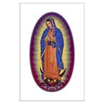 8 Lady of Guadalupe Large Poster