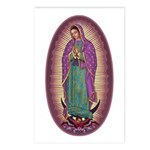 9 Lady of Guadalupe Postcards (Package of 8)