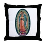 11 Lady of Guadalupe Throw Pillow