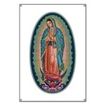 11 Lady of Guadalupe Banner