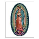 11 Lady of Guadalupe Small Poster