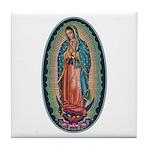 11 Lady of Guadalupe Tile Coaster