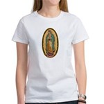 12 Lady of Guadalupe Women's T-Shirt