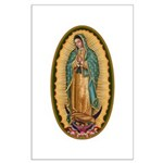 12 Lady of Guadalupe Large Poster