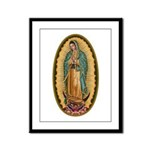 12 Lady of Guadalupe Framed Panel Print