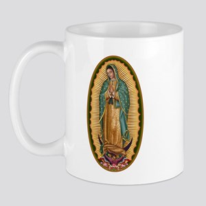 12 Lady of Guadalupe Mug
