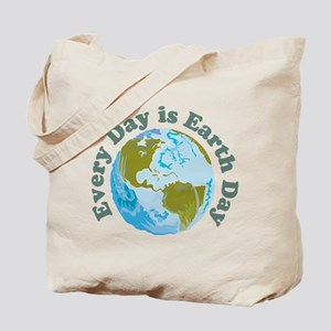 Earth Day Every Day Tote Bag