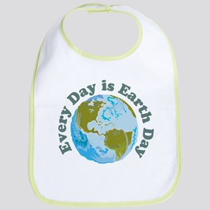 Earth Day Every Day Bib