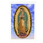 La Guadalupana Postcards (Package of 8)