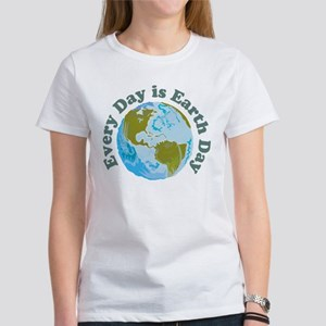 Earth Day Every Day Women's T-Shirt