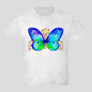 Colorful Butterfly Light Tee