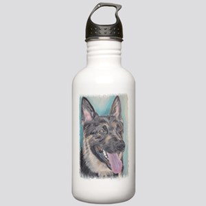 GSD Portrait Stainless Water Bottle 1.0L