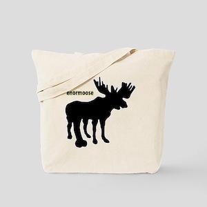 EnorMoose Donkey Dick Tote Bag