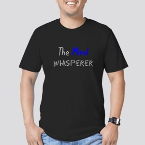 Professional Occupations Men's Fitted T-Shirt (dar