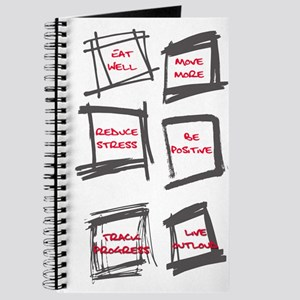 Modern Style Weight Loss Journal