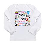 Jersey GTL Long Sleeve Infant T-Shirt