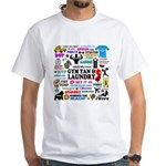 Jersey GTL White T-Shirt
