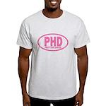 PHD Pretty Hot Dancer by DanceShirts.com Light T-S