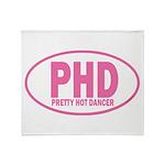 PHD Pretty Hot Dancer by DanceShirts.com Stadium