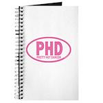 PHD Pretty Hot Dancer by DanceShirts.com Journal