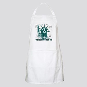 One Nation Under God Apron