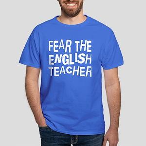 Funny English Teacher Dark T-Shirt
