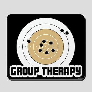 Group Therapy - Guns Mousepad