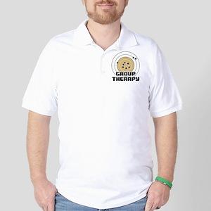 Group Therapy - Guns Golf Shirt