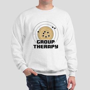 Group Therapy - Guns Sweatshirt