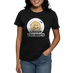 Group Therapy - Guns Women's Dark T-Shirt